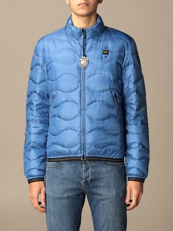 Veste Blauer: Manteau homme Blauer bleu 1