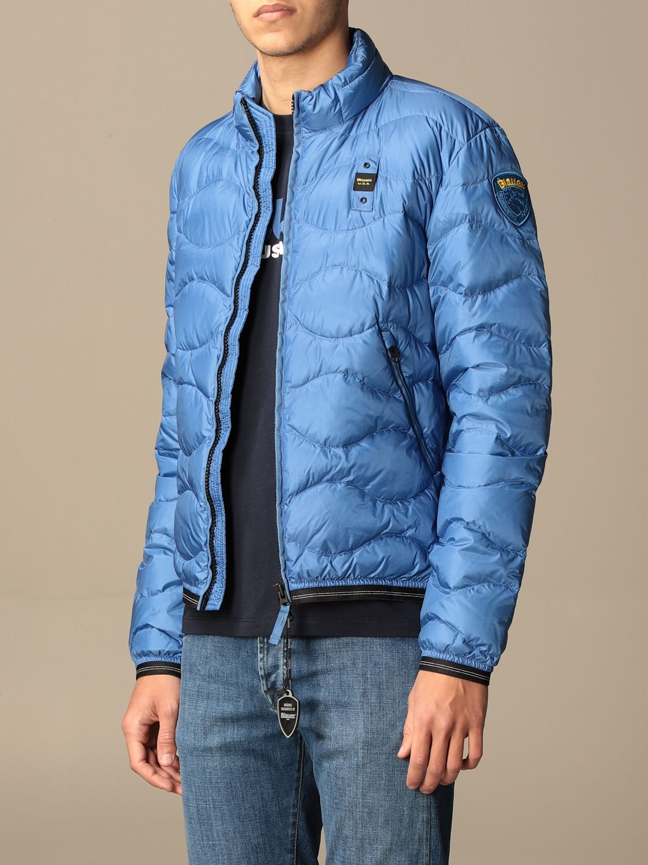 Veste Blauer: Manteau homme Blauer bleu 3