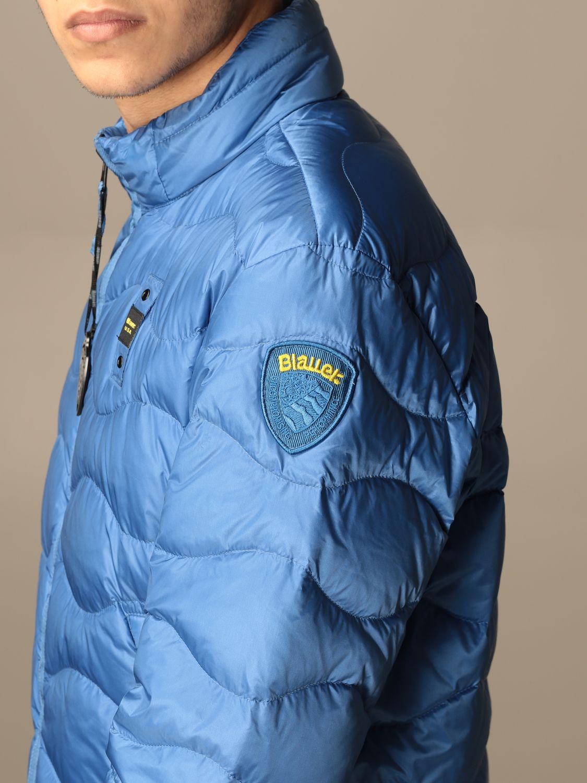 Veste Blauer: Manteau homme Blauer bleu 4