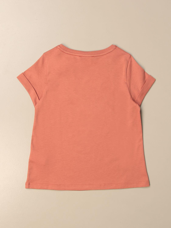 Camisetas Chloé: Camisetas niños ChloÉ rosa 2