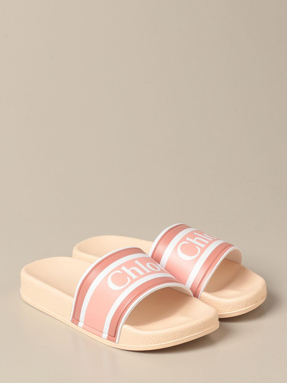 Zapatos Chloé: Zapatos niños ChloÉ ladrillo 2
