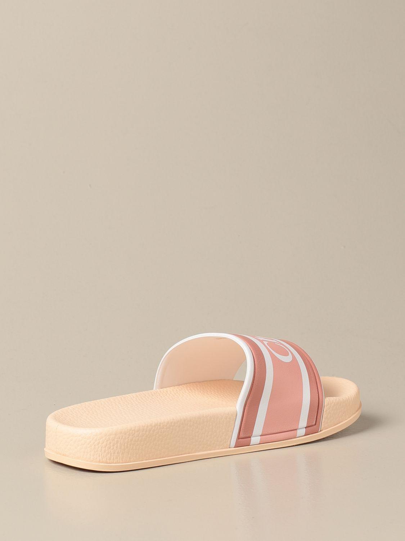 Zapatos Chloé: Zapatos niños ChloÉ ladrillo 3