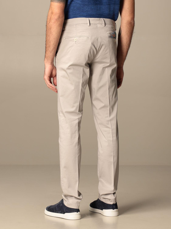 Trousers Manuel Ritz: Trousers men Manuel Ritz grey 2