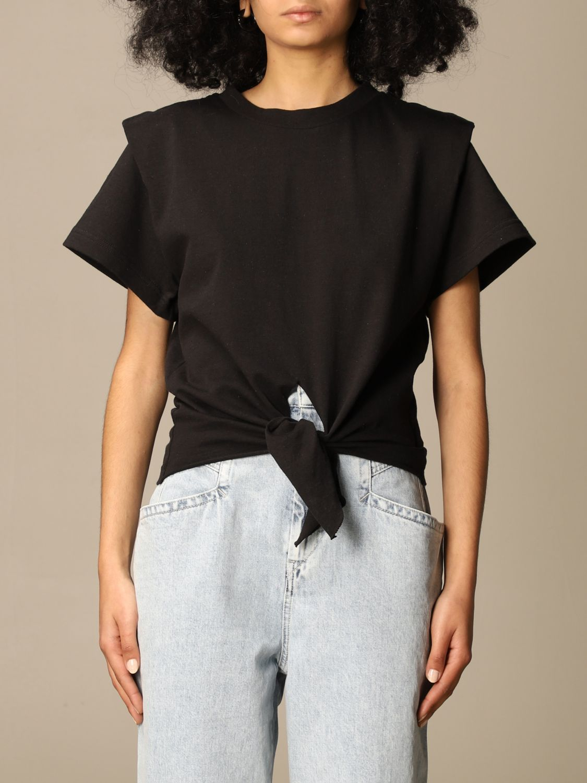 T-Shirt Isabel Marant: T-shirt damen Isabel Marant schwarz 1