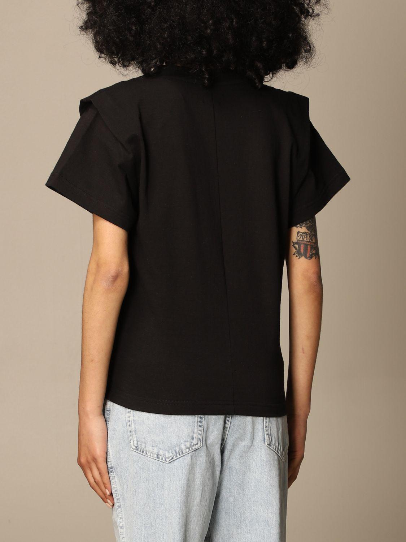 T-Shirt Isabel Marant: T-shirt damen Isabel Marant schwarz 3