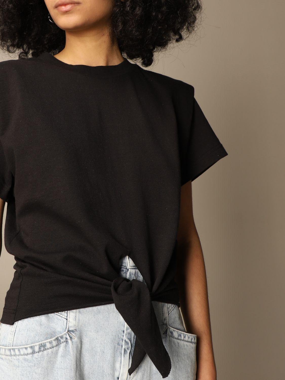 T-Shirt Isabel Marant: T-shirt damen Isabel Marant schwarz 5