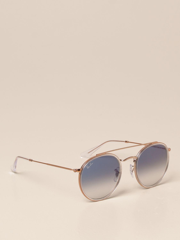 Солнцезащитные очки Ray-Ban: Солнцезащитные очки Мужское Ray-ban голубой 1