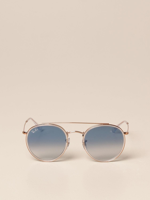 Солнцезащитные очки Ray-Ban: Солнцезащитные очки Мужское Ray-ban голубой 2