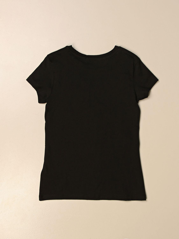 Camisetas Calvin Klein: Camisetas niños Calvin Klein negro 2
