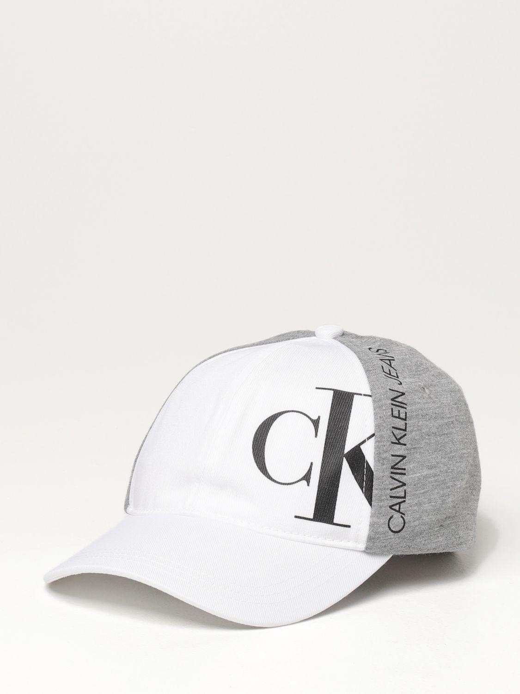 Hat Calvin Klein: Hat kids Calvin Klein white 1
