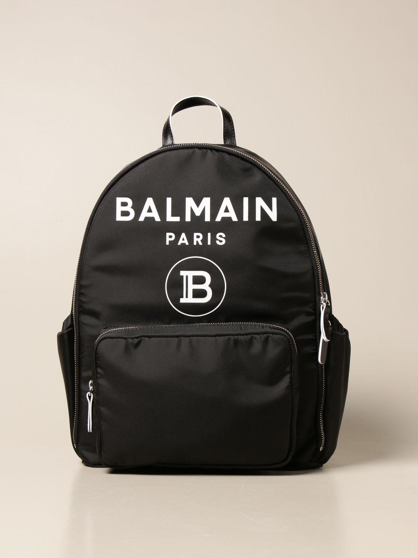Chaqueta Balmain: Chaqueta niños Balmain negro 1