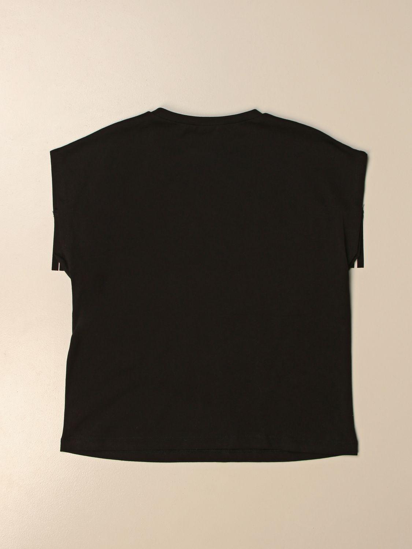 T恤 Liu Jo: T恤 儿童 Liu Jo 黑色 2