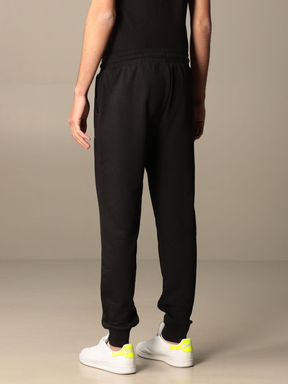 Pantalone Palermo: Pantalone kappa arwils nero 2