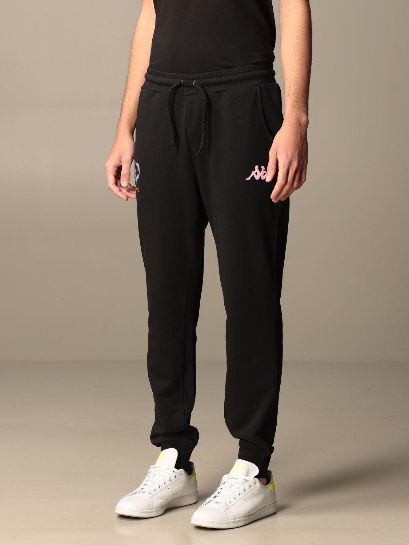 Pantalone Palermo: Pantalone kappa arwils nero 3