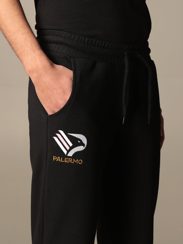 Pantalone Palermo: Pantalone kappa arwils nero 4
