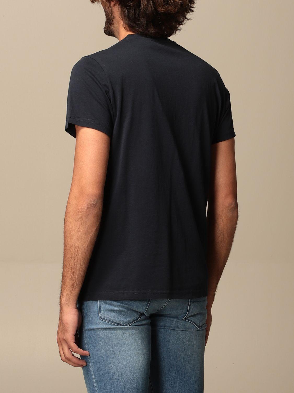 T-shirt Aspesi: T-shirt homme Aspesi bleu 2