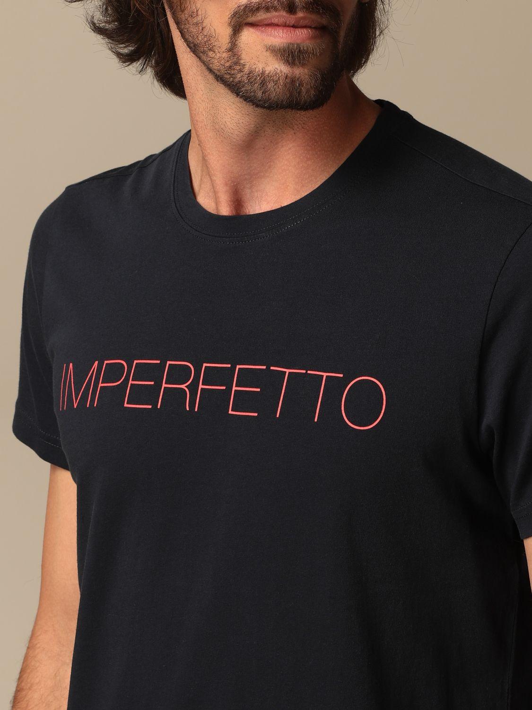 T-shirt Aspesi: T-shirt homme Aspesi bleu 3