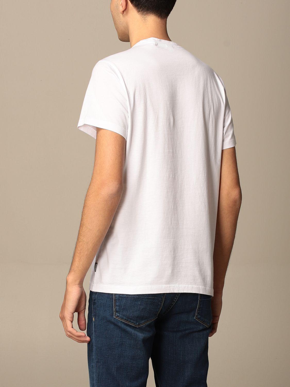 T-shirt Aspesi: T-shirt men Aspesi white 2