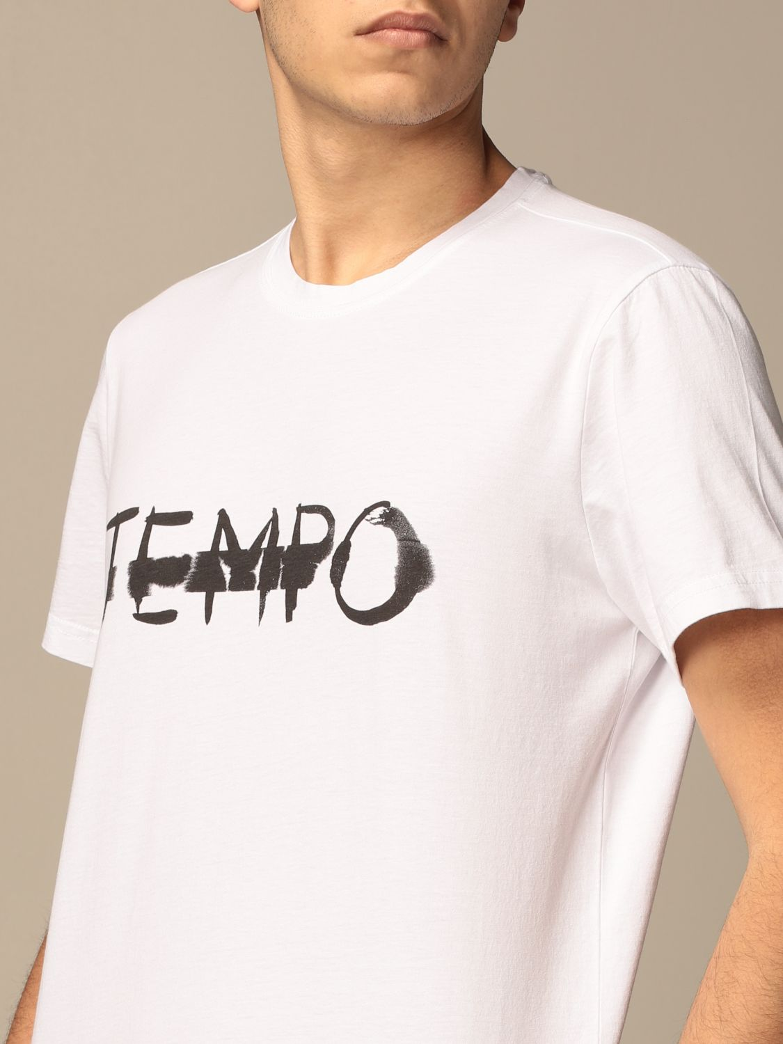 T-shirt Aspesi: T-shirt men Aspesi white 3