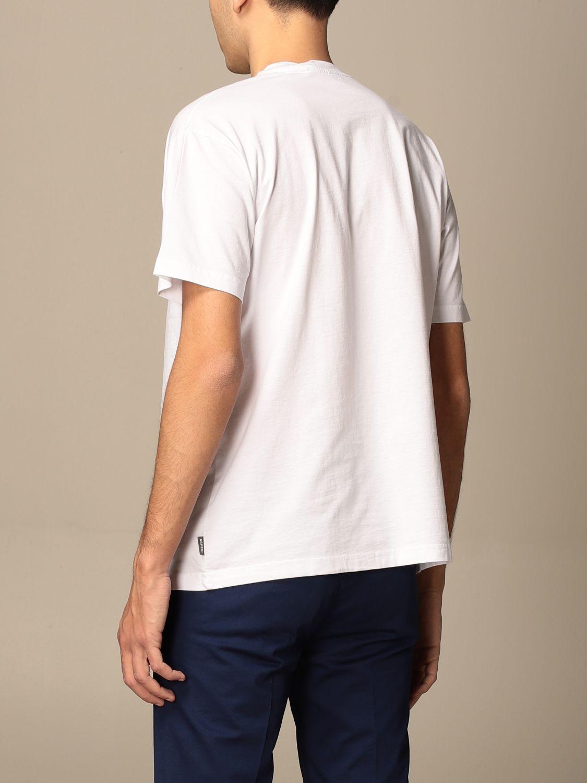 T-shirt Aspesi: T-shirt homme Aspesi blanc 2