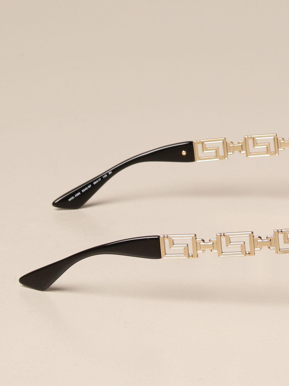 Солнцезащитные очки Versace: Солнцезащитные очки Женское Versace черный 3