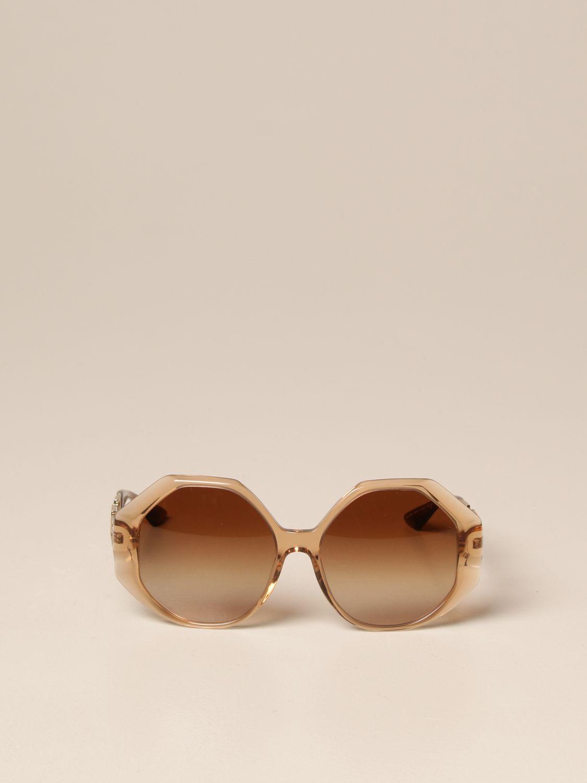 Солнцезащитные очки Versace: Солнцезащитные очки Женское Versace оранжевый 2
