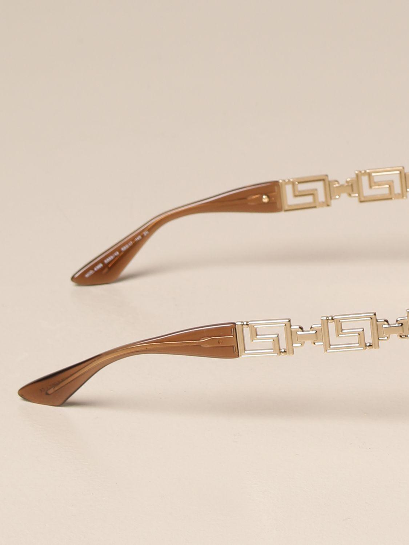 Солнцезащитные очки Versace: Солнцезащитные очки Женское Versace оранжевый 3
