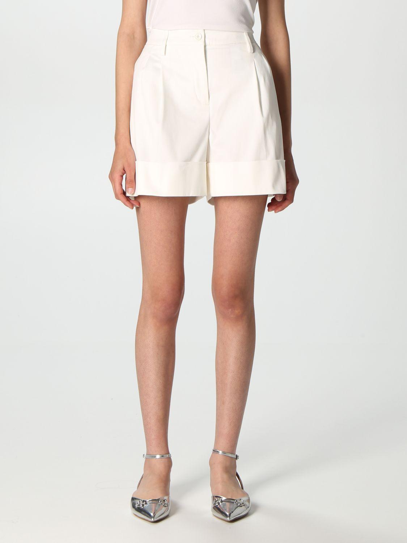 Short Fay: Short femme Fay blanc 1