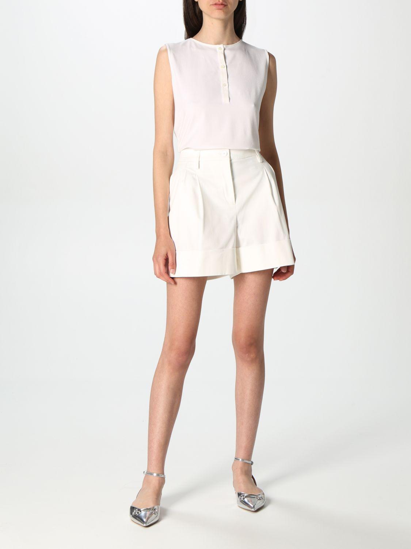 Short Fay: Short femme Fay blanc 2