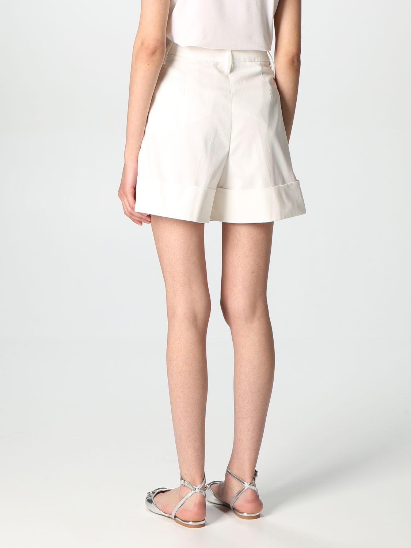 Short Fay: Short femme Fay blanc 3