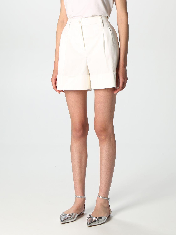 Short Fay: Short femme Fay blanc 4