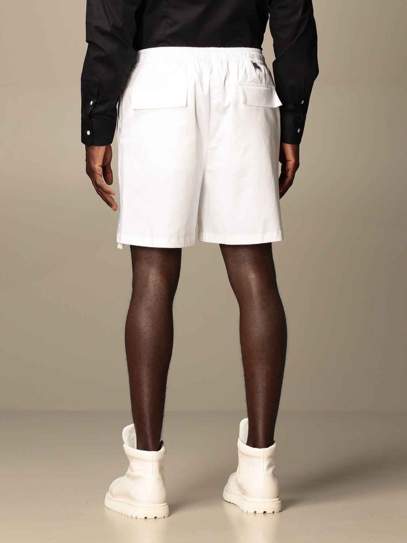 Pantalones cortos Low Brand: Pantalones cortos hombre Low Brand blanco 2