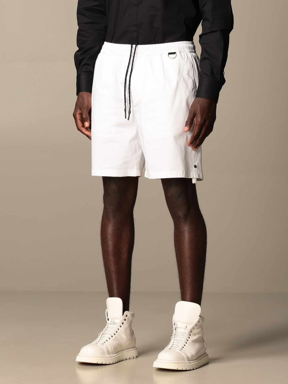 Pantalones cortos Low Brand: Pantalones cortos hombre Low Brand blanco 3