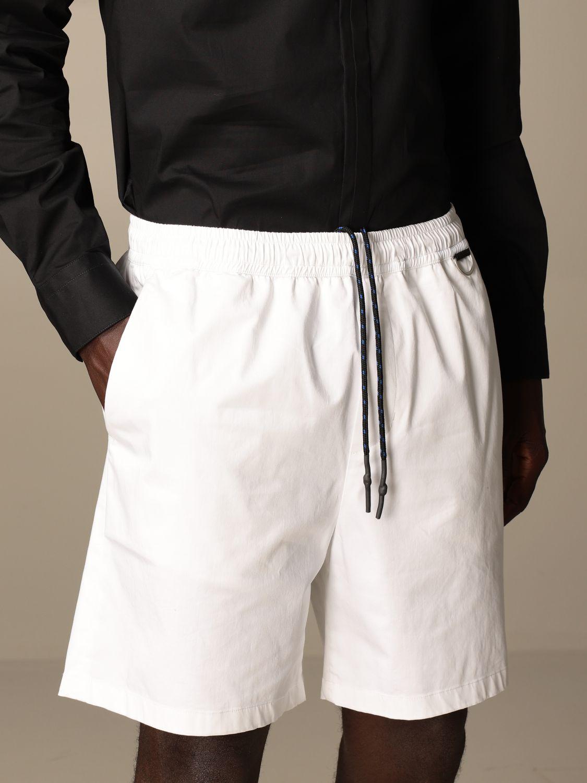 Pantalones cortos Low Brand: Pantalones cortos hombre Low Brand blanco 4