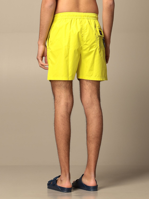 Costume Paul & Shark: Costume a boxer Paul & Shark con logo giallo 2