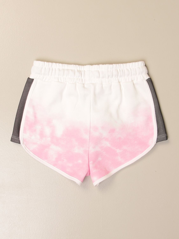 Pantalones cortos Diadora: Pantalones cortos niños Diadora rosa 2