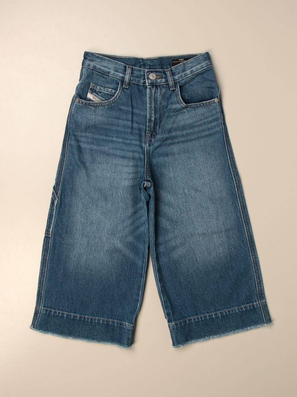 牛仔裤 Diesel: 牛仔裤 儿童 Diesel 牛仔布 1