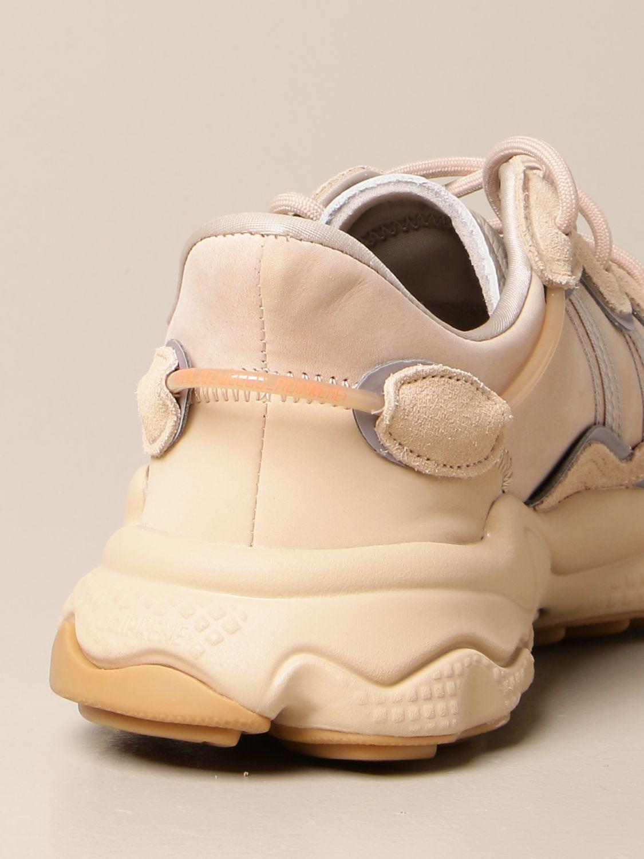Sneakers Adidas Originals: Ozweego Adidas Originals sneakers in suede nude 3