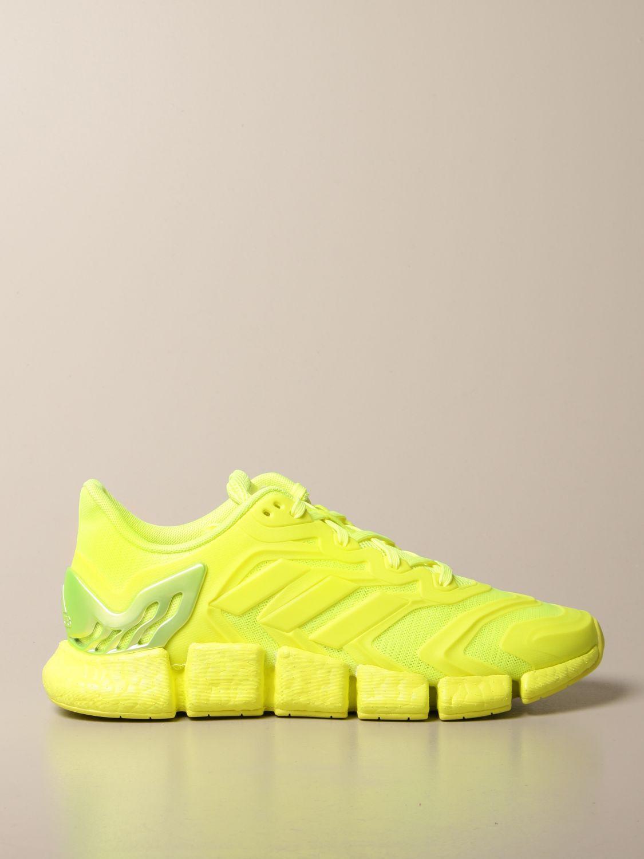 Trainers Adidas Originals: Climacool Vento Sneakers Adidas Originals in mesh yellow 1
