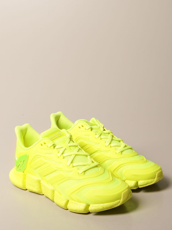 Trainers Adidas Originals: Climacool Vento Sneakers Adidas Originals in mesh yellow 2