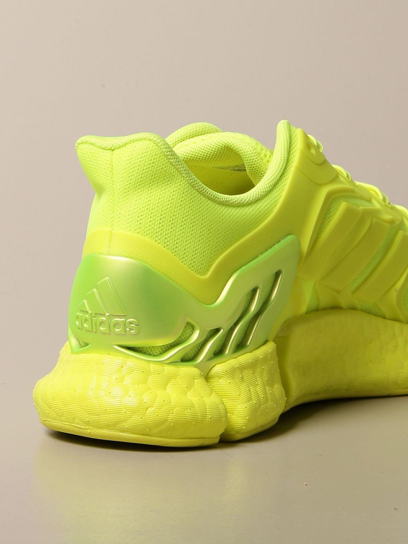 Trainers Adidas Originals: Climacool Vento Sneakers Adidas Originals in mesh yellow 3