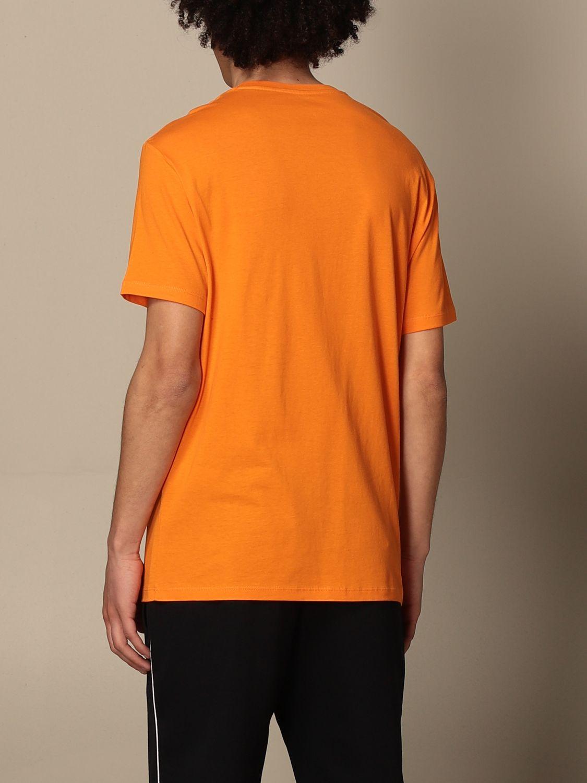 T-shirt Armani Exchange: T-shirt men Armani Exchange orange 2