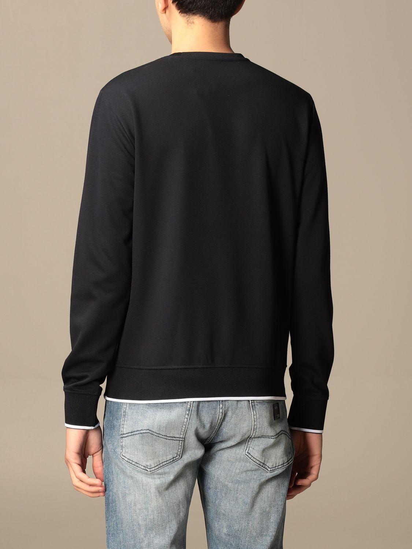 Sweatshirt Armani Exchange: Sweatshirt homme Armani Exchange bleu 2