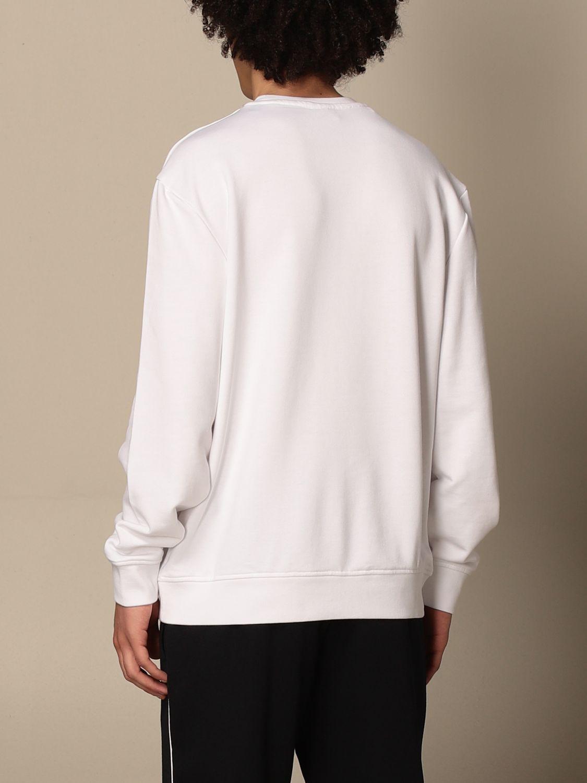 Sweatshirt Armani Exchange: Armani Exchange crewneck sweatshirt with print white 2