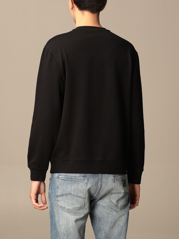 Sweatshirt Armani Exchange: Sweatshirt men Armani Exchange black 2