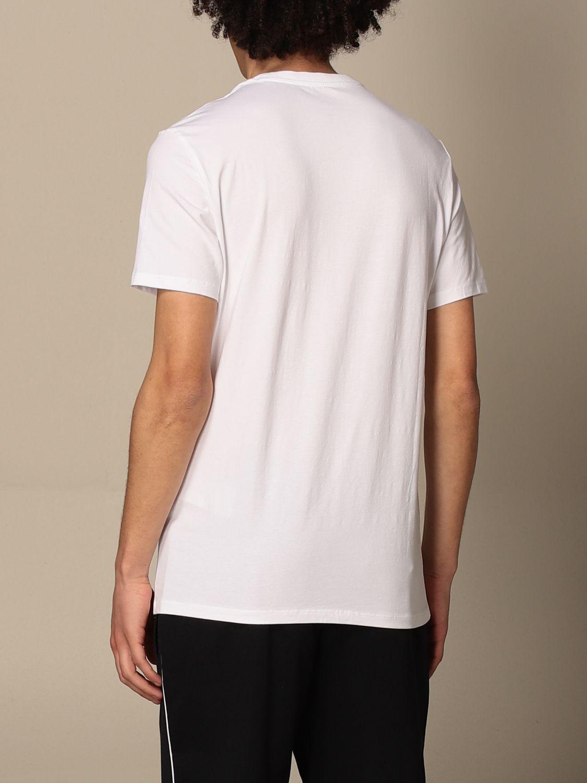 T-shirt Armani Exchange: T-shirt Armani Exchange con stampa bianco 2