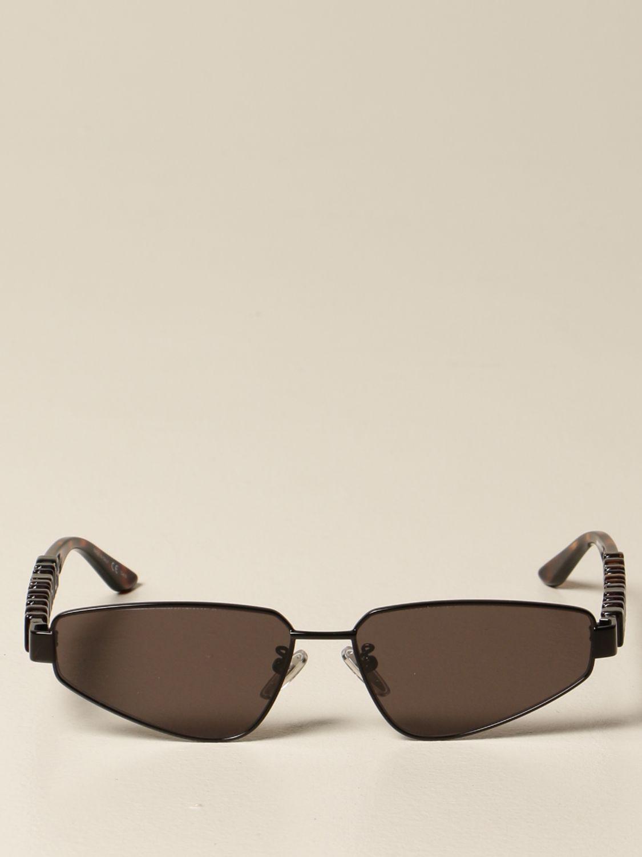 Солнцезащитные очки Balenciaga: Солнцезащитные очки Женское Balenciaga черный 2