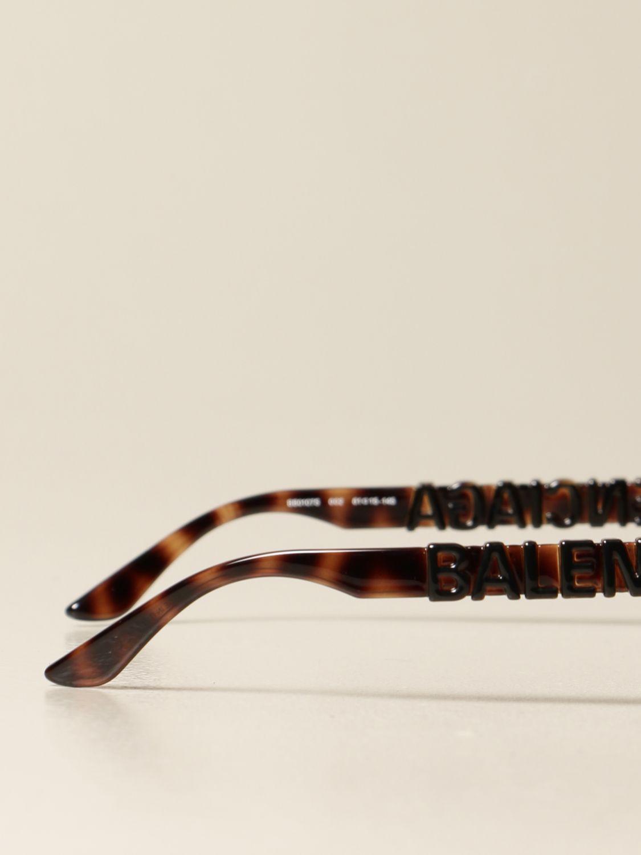 Солнцезащитные очки Balenciaga: Солнцезащитные очки Женское Balenciaga черный 3