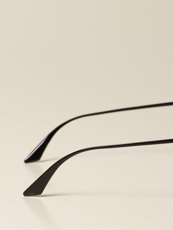 Lunettes Balenciaga: Lunettes homme Balenciaga noir 3