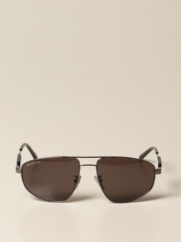 Glasses Balenciaga: Balenciaga sunglasses with logo black 2